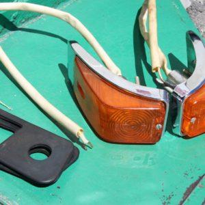 Повороты с резинкой Волга Газ 24 2401 2402 2410 - AUTOKARMAN