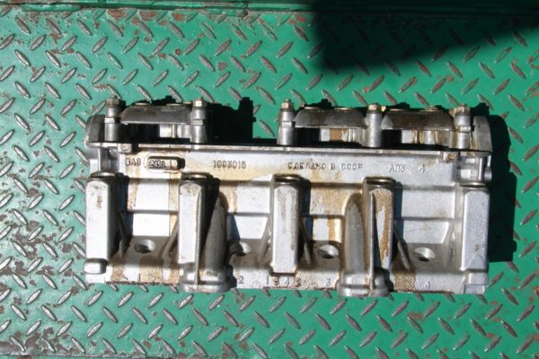 Головка блока цилиндров ВАЗ 2108 объем двигателя 1.3 - AUTOKARMAN