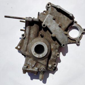 Передняя крышка двигателя з масло насосом Москвич Иж 412 2140 - AUTOKARMAN