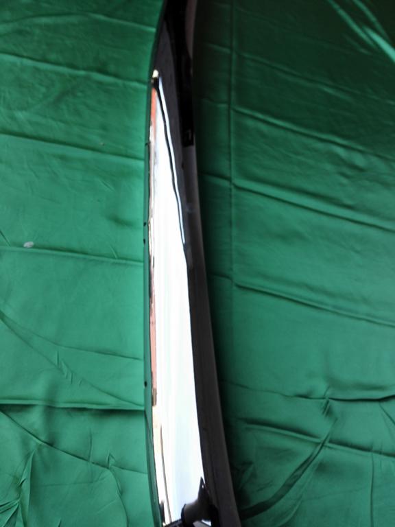 Передний бампер Ваз 21011-13 с резинкой и крепежом