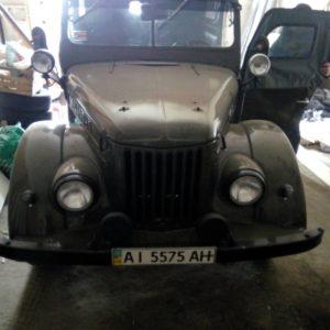 ГАЗ 69 1957 - Ретро Сделано в СССР. - AUTOKARMAN