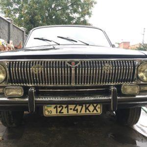 Волга 24 1984 года - Сделано в СССР. Ретро. AUTOKARMAN
