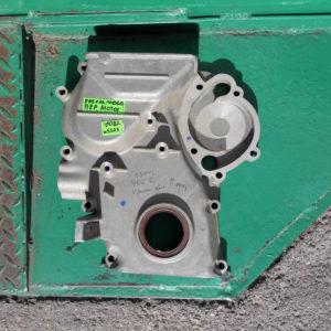 Передняя крышка двигателя змз 406 Газель - AUTOKARMAN