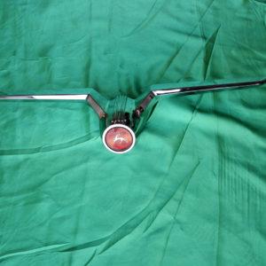 Задняя птица с подсветкой Волга Газ 21 Чайка - AUTOKARMAN