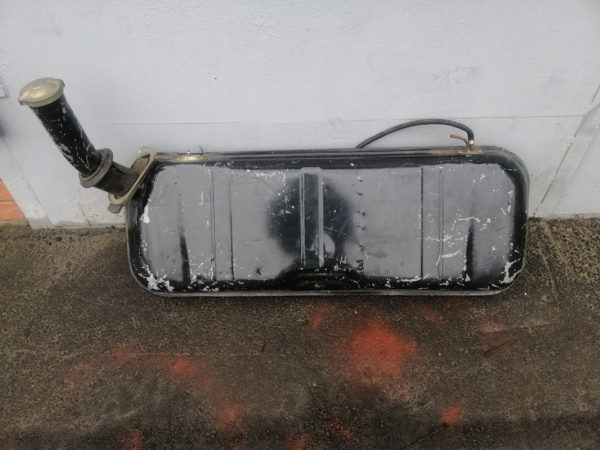 Бензиновий топливный бак ЗАЗ 968 - AUTOKARMAN