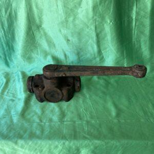 Рычажный амортизатор передней левый в сборе Газ 69 - AUTOKARMAN