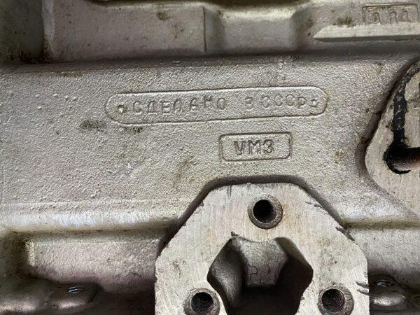 Блок цилиндров двигателя с картером Волга Газ 24 2410 - AUTOKARMAN