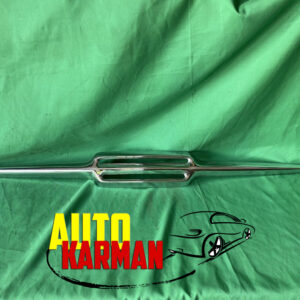 Молдинг передка хромированный Заз 968 - AUTOKARMAN